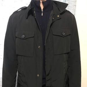 Men's Hugo Boss zip up jacket